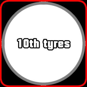 1-10 GT Tyres
